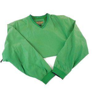 IZOD XFG Mens Golf Waterproof V-neck Pullover L